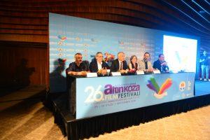 Adana Da 26 Nci Uluslararasi Adana Altin Koza Film Festivali