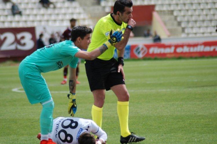 İstanbulspor-Bursaspor maçının hakemi belli oldu