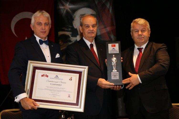 Bursa'da Cumhuriyet Ödülleri sahiplerini buldu