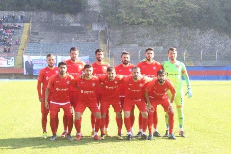 Zonguldak Kömürspor kente dönmüyor