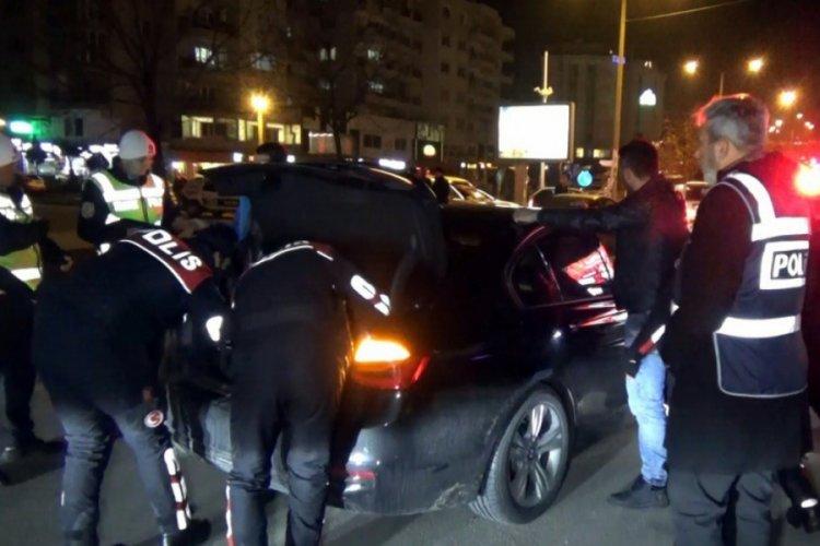 Bursa Da Yilbasinda 6500 Polis Gorev Yapacak Bursada Bugun