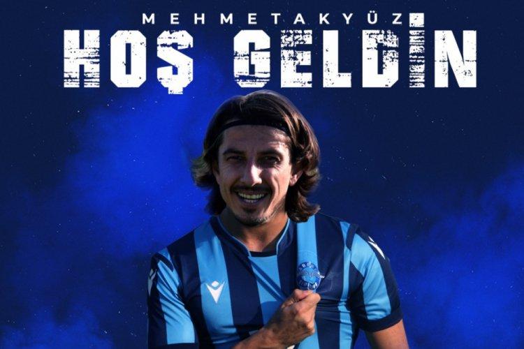 Mehmet Akyüz elden kaçtı!