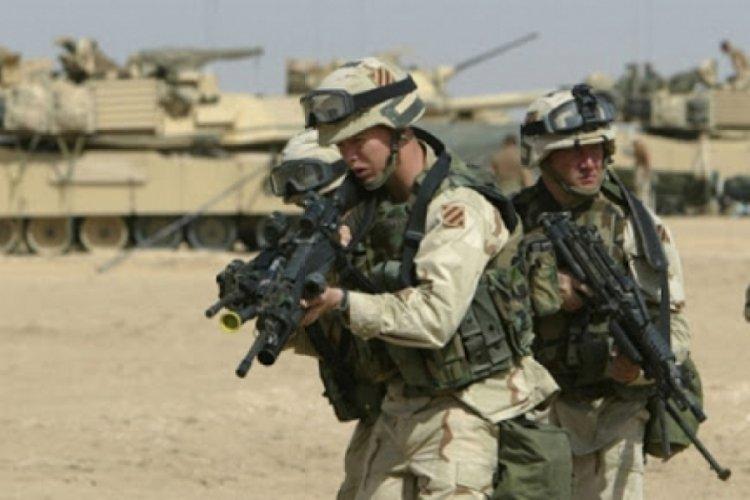 ABD askerleri K1 üssünden çekildi