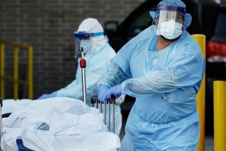 Dünya genelinde can kaybı 519 bin 95'e yükseldi