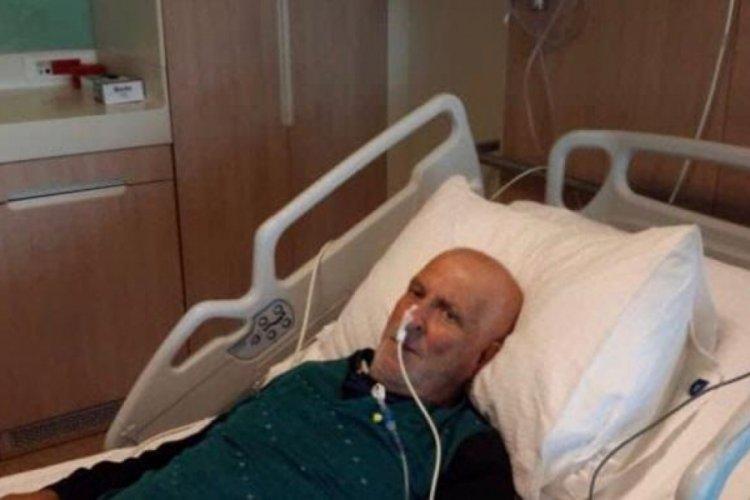 Mesut Şen hastaneye kaldırıldı