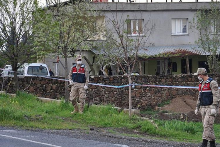 Manisa'da 2 apartman karantinaya alındı