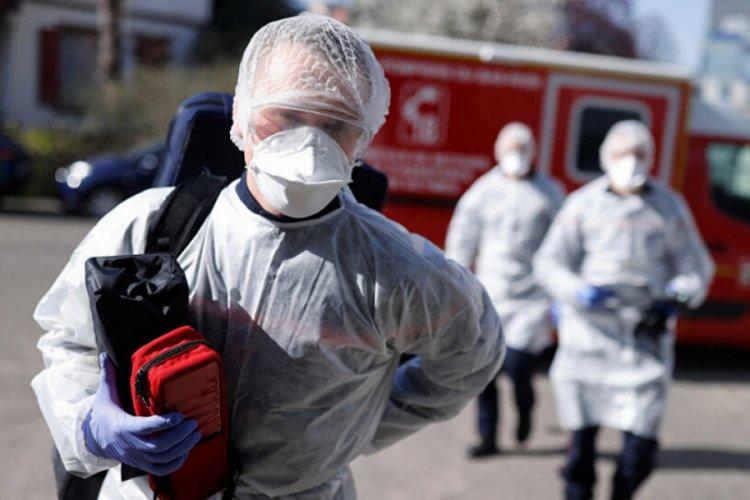 Fransa'da Kovid-19'dan ölenlerin sayısı 30 bin 182'ye yükseldi