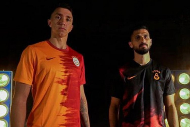 Galatasaray'da forma ve logo tartışması!