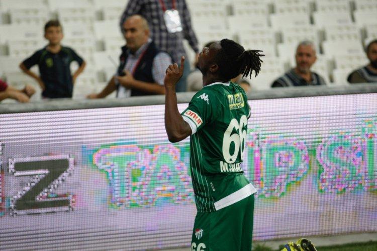 Bursaspor'da Diarra da gitti!