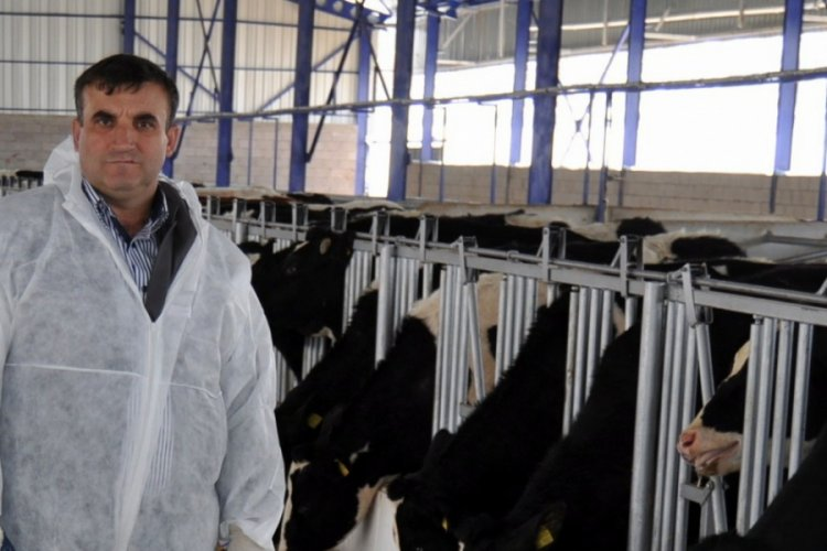 Bursa'da süt fiyatları zamlandı