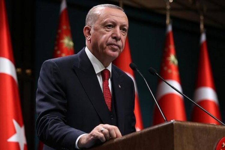 'Öğrencilere 21. yüzyıl yetkinliklerinin kazandırılmasına ilişkin politika belgesi' Erdoğan'a sunuldu