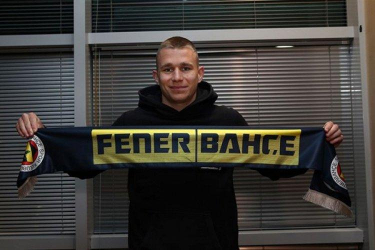 Szalai Fenerbahçe için İstanbul'a geldi