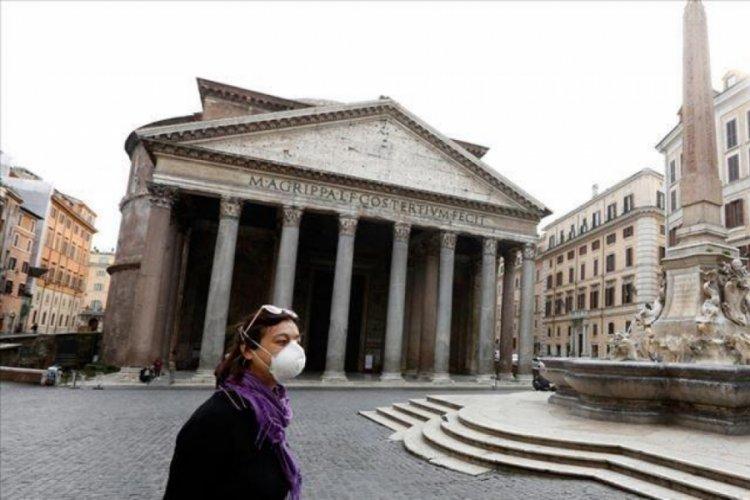 İtalya'da 16 bin 310 vaka