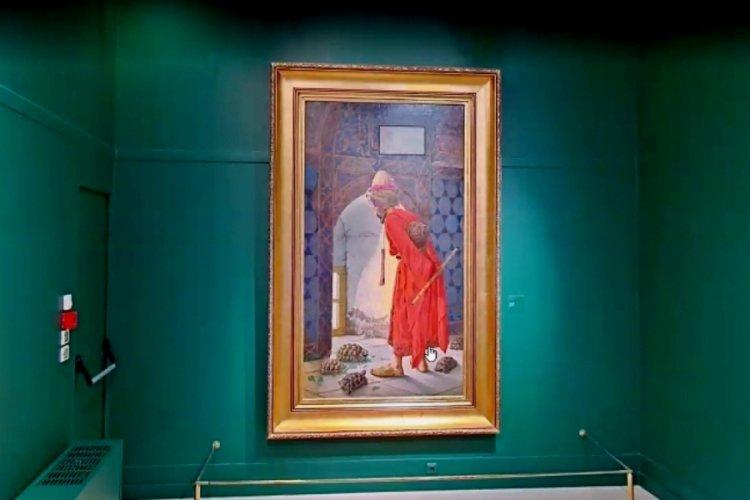 Bursa Nilüferliler haftasonu Pera Müzesi'ndeydi