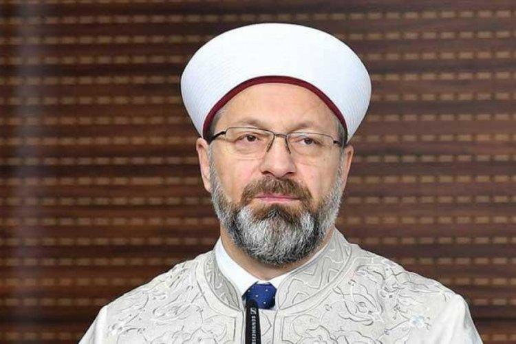 Diyanet'ten Yunanistan Başpiskoposu'na tepki!