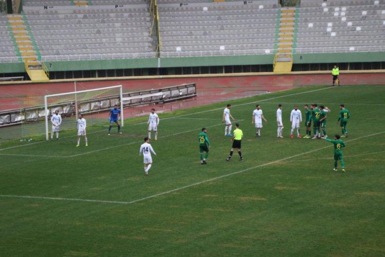 Şanlıurfaspor ile Kocaelispor 1-1 berabere kaldı