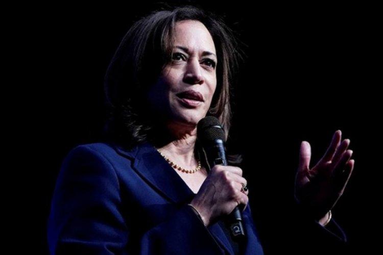 Başkan yardımcısı seçilen Kamala Harris, senatörlük görevini bırakıyor