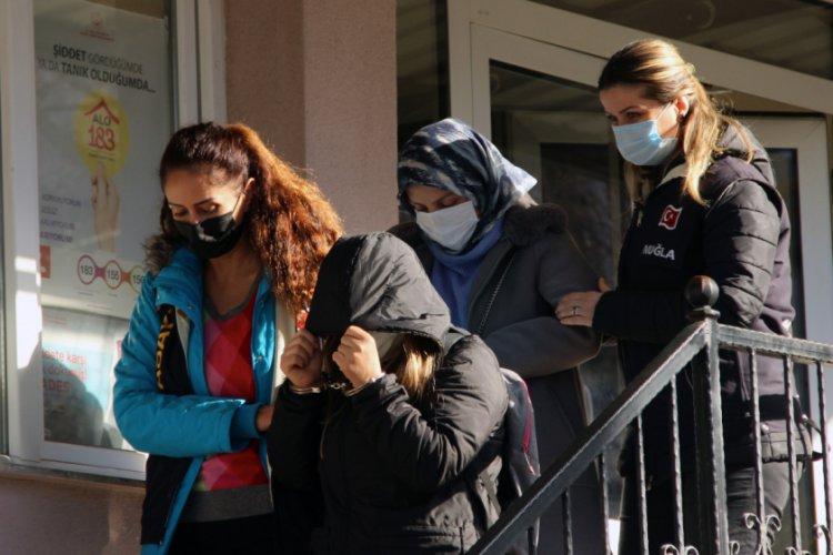 Bursa ve Muğla'da fuhuş parasıyla yakalanan 5 şüpheli serbest bırakıldı