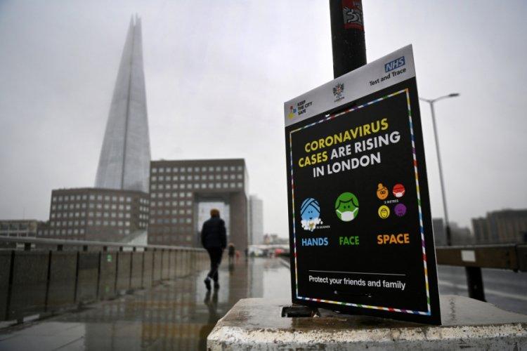 İngiltere'de son 24 saatte 38 bin 598 vaka
