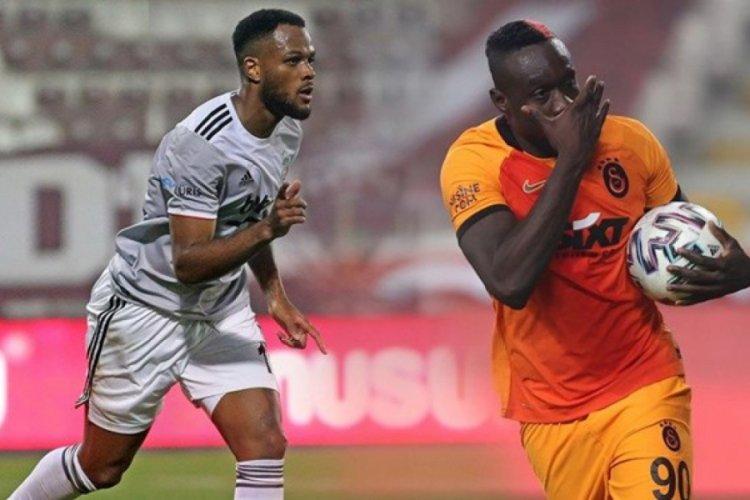 Beşiktaş, Galatasaray'ı 2-0 yendi