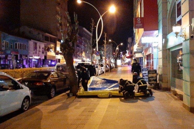 İntihara kalkışan şahsı polis ikna etti