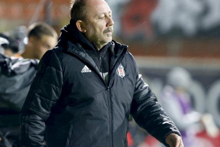 Sergen Yalçın Galatasaray galibiyetini değerlendirdi