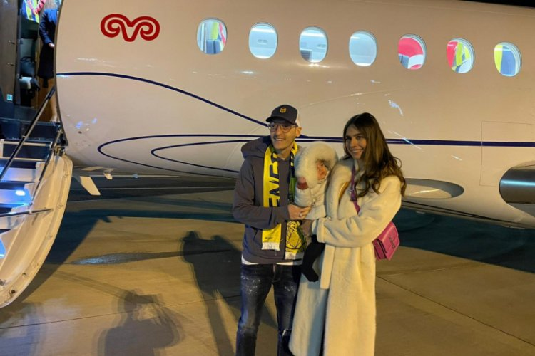 Mesut Özil, İstanbul'a geliyor