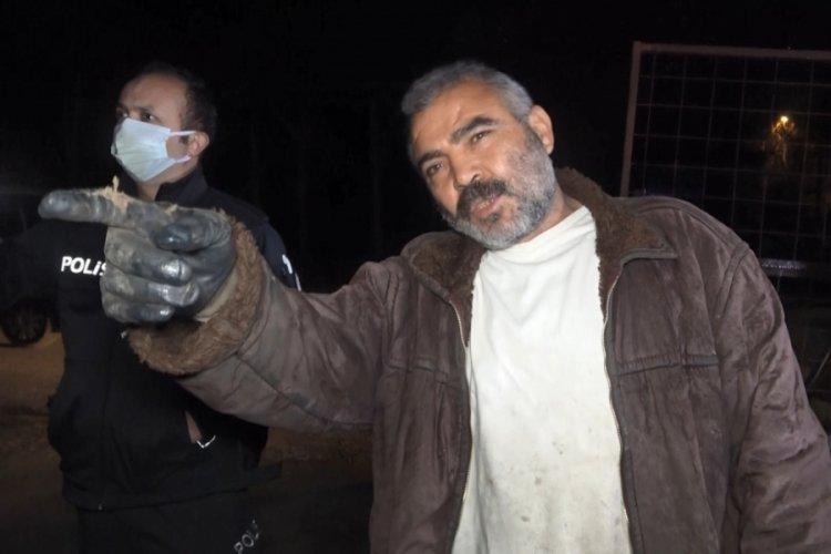 Bursa'da çaldığı traktörle kaçtı, 45 kilometre sonra yakalandı