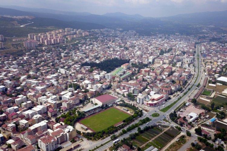Bursa Orhangazi'de kurulan şirket sayısı arttı