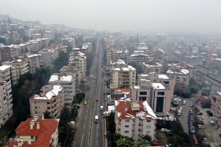 Bursa Kükürtlü Caddesi, Türkiye'nin ilk 'İklim Sokağı'na dönüşecek