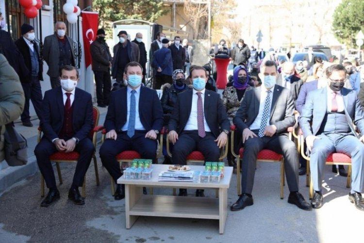 Bursa Gürsu Belediyesi Kollektif Kariyer Merkezi açıldı
