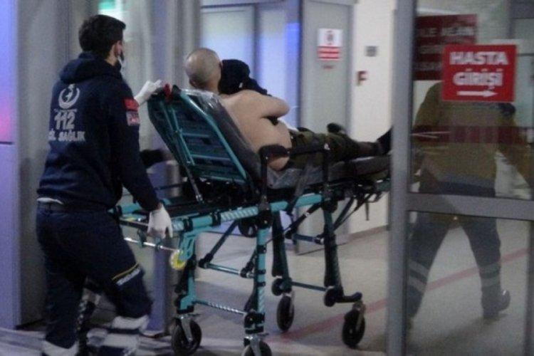 İki grup arasında bıçaklı kavga: 2 yaralı, 2 gözaltı