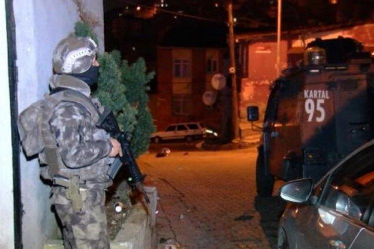 İstanbul'da 3 ilçede uyuşturucu operasyonu!