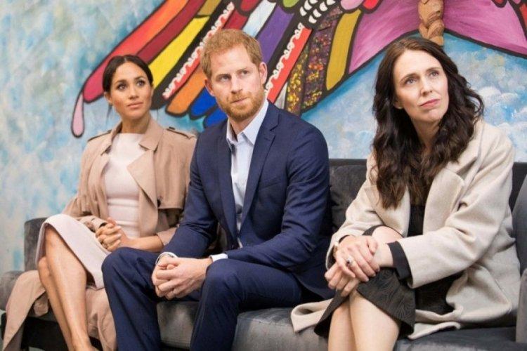 Yeni Zelanda Başbakanı: Meghan ile iletişim halindeyiz
