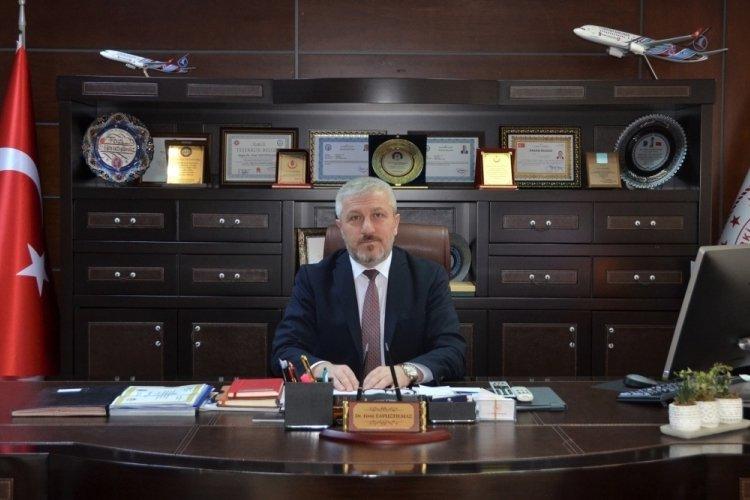 Bursa İl Sağlık Müdürü Dr. Yavuzyılmaz'dan erken teşhis uyarısı