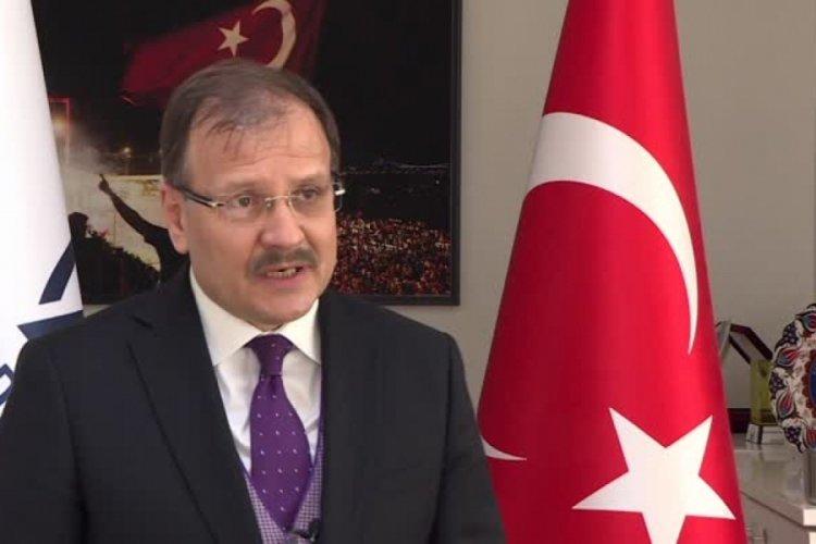 BursaMilletvekili Çavuşoğlu, İnsan Hakları Eylem Planı'nı değerlendirdi