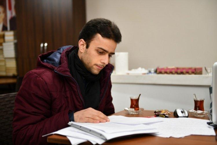 Bursa Mustafakemalpaşa'da Millet kıraathanesi yeniden kapılarını açtı