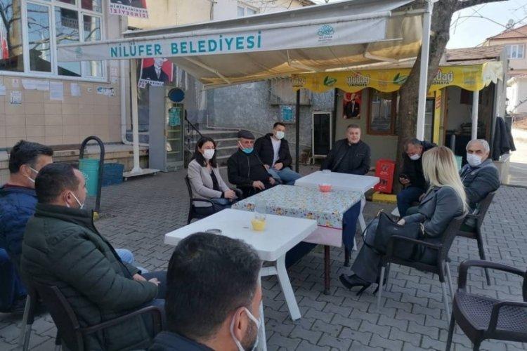 Bursa Milletvekili Kayışoğlu: Tarım alanlarını rant sörfçülerinden kurtarmak için yapısal önlemler alınmalı