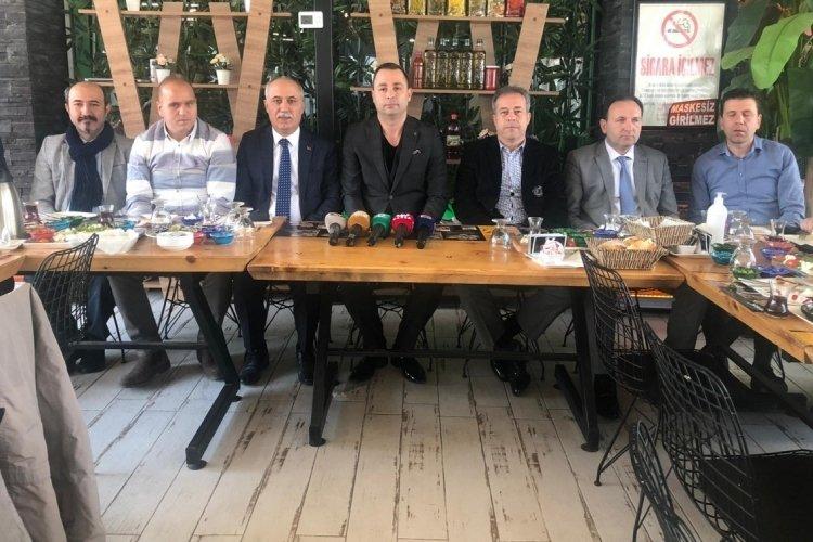 Türkiye Faal Futbol Hakemleri ve Gözlemcileri Derneği Bursa Şubesi, hedeflerini açıkladı