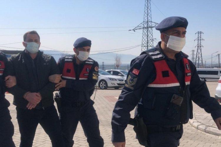 Bursa'daki cinayetin firari zanlısı 8 ay sonra yakalandı
