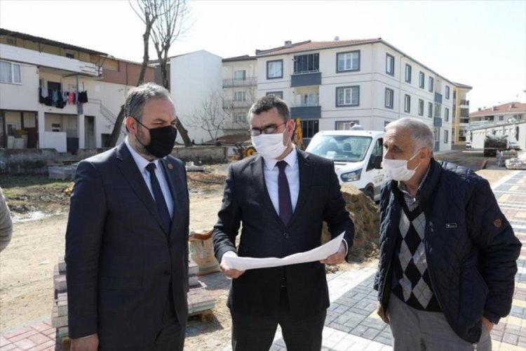 Bursa İnegöl Süleymaniye Mahallesi'ne yeni otopark
