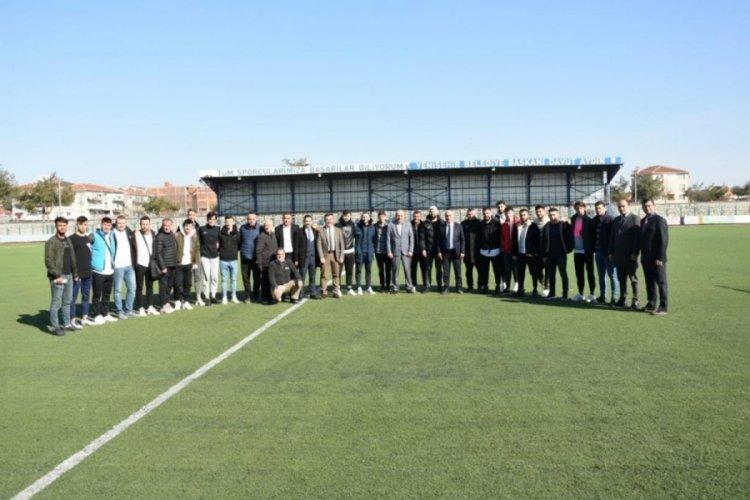 Yenişehir Belediyespor'da tek hedef 3.Lig