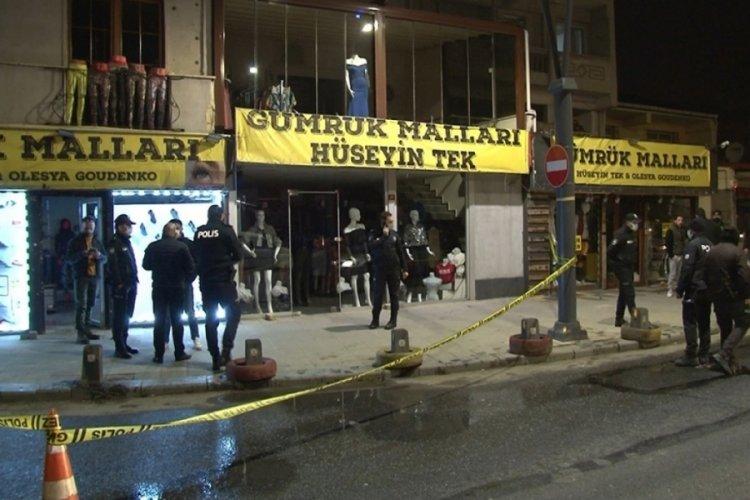 Kısıtlama saatinde dükkanında silahlı saldırıya uğradı