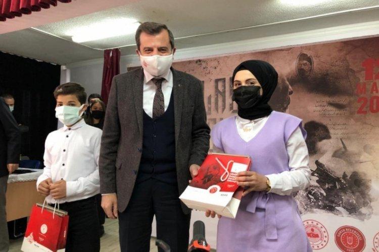 """Bursa Gürsu Belediye Başkanı Mustafa Işık: """"Gençlerimiz İstiklal Marşı'nın anlamını iyi kavramalı"""""""