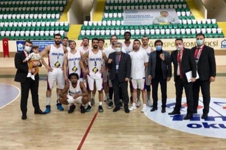 Düzce-Finalspor maçı Cuma Günü TRT SPOR2'de