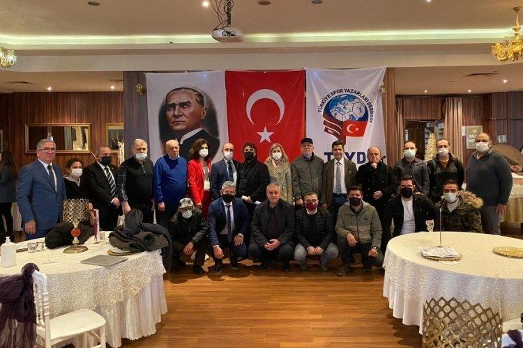 TSYD Bursa'da seçim