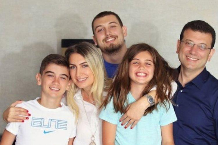 Dilek Kaya İmamoğlu ve 2 çocuğu koronavirüse yakalandı