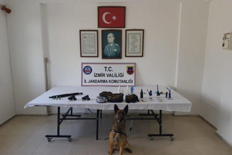 İzmir'de 3 ilçeye uyuşturucu baskını