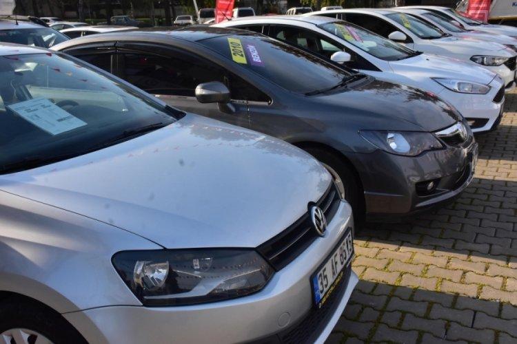 Yılın ilk çeyreğinde 87 ülke ve özerk bölgeye 2,7 milyar dolarlık binek otomobil satıldı