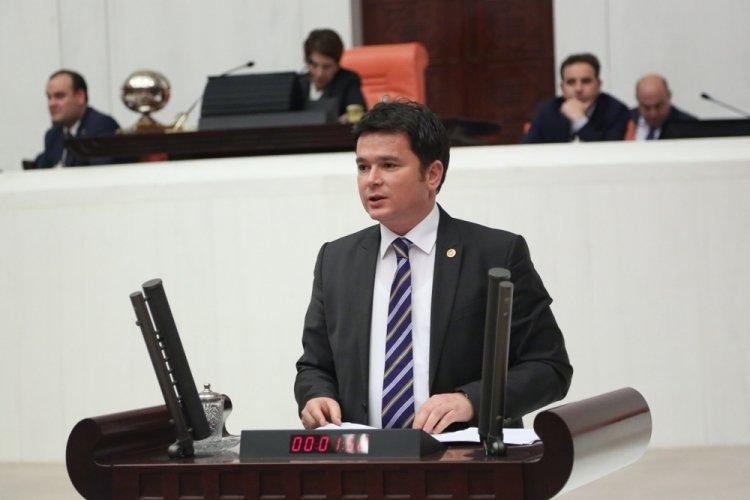 Bursa Milletvekili Aydın'dan İçişleri Bakanı Soylu'ya soru önergesi
